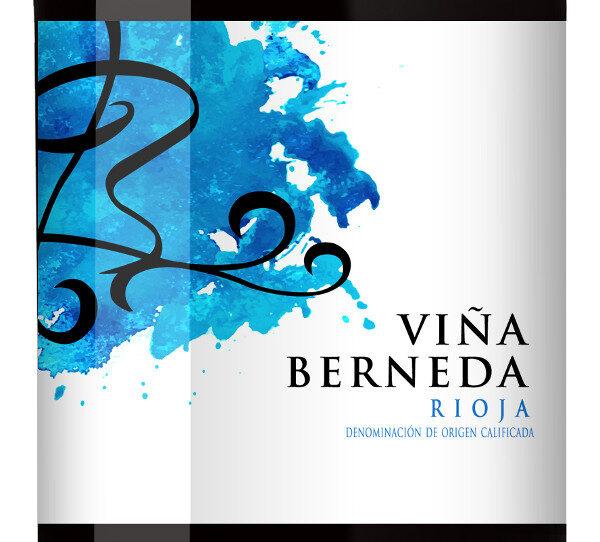 Etiqueta Vino joven Rioja maceración carbónica - Compra online